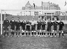 Футболисты сборной России на летних Олимпийских играх 1912