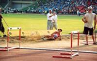 Неудача на Олимпиаде